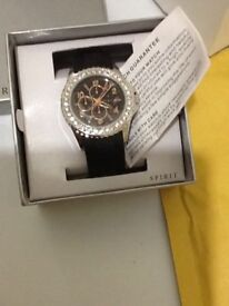 Ladie's BRAND NEW spirit watch silicone strap boxed with GUARANTEE