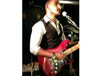 Professional guitarist available for dep gigs