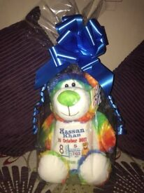 Personalised Soft Toy - 12 inch