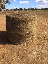 Round Bale - Square Bale - Slow Feeding Hay Nets Bakery Hill Ballarat City Preview