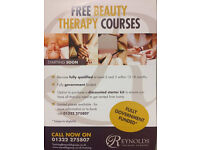 Free NVQ beauty Therapy Courses