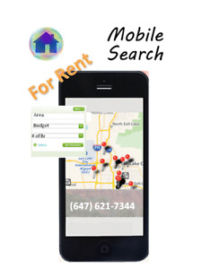 RENTERS - Access To Direct Search By Your Mobile