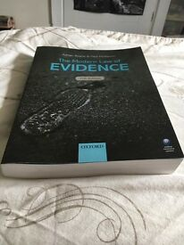 Modern Law of Evidence Law Book