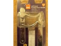 3 sets of B&Q UPVC door handles