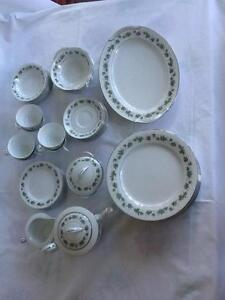 Noritake Dinner Set Circa 1960s - Excellent Condition Eastwood Ryde Area Preview