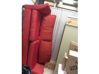 Sofa-John Lewis 4 seater sofa