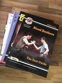 GCSE Revision Guides & Text Books