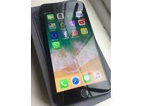 Space Grey Apple IPhone 8 Plus 64GB EE