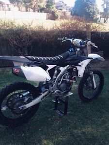Yz250f plus trailer!! Ambarvale Campbelltown Area Preview