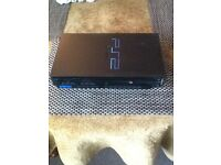 Playstation 2 Console Thick One.