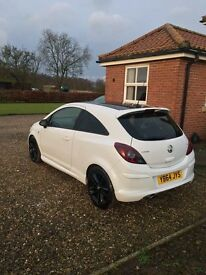 Vauxhall Corsa Limited Edition - Dec 14 - Low Insurance - Great Car
