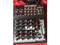 Behringer Xenyx QX1002USB Mixing Desk
