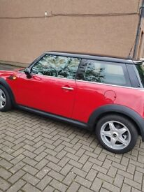 2008 Mini Cooper 12 month Mot