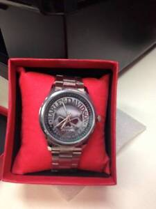 Harley Davidson Watches Stainless Steel Glenorchy Glenorchy Area Preview