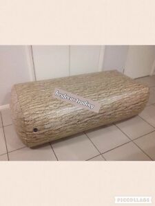 INFLATABLE LOG PARTY BENCH SEAT Kearns Campbelltown Area Preview