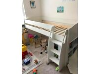 Stompa kids midsleeper bed