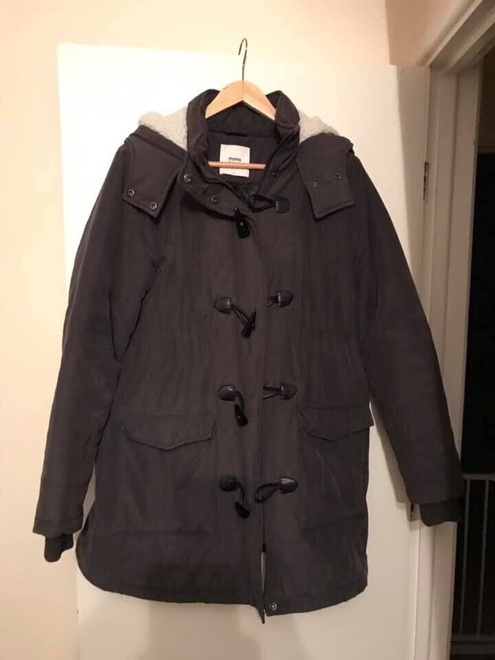 172cf60205 Mamalicious Parker Style Maternity Autumn/Winter Padded Jacket Size Medium