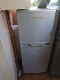 Home King fridge/ freezer