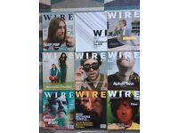 Wire Magazines £15.00