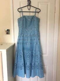 Brand New Blue Prom Dress Cost £160, Wanting £20