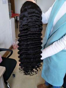 HUMAN HAIR , CHEVEUX de quality 55$le bundles in more