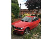 BMW 318i AUTOMATIC- sold for PARTS OR SPARES