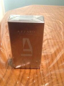 Parfum AZZARO  L'EAU pour homme format de 50ml
