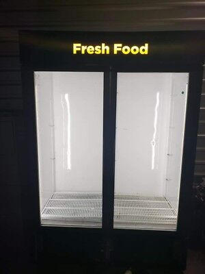 True Gdm-49 Commercial Refrigerator