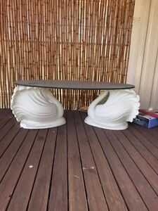 Glass top coffee table - unique Seven Hills Blacktown Area Preview