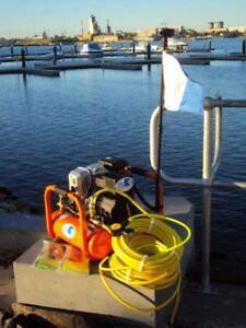 *Ozdive Honda Powered Diving Hookah Compressor Ready To Dive!* Semaphore Port Adelaide Area Preview