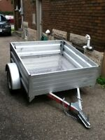 FOR RENT: 4'x5' Utility Trailer