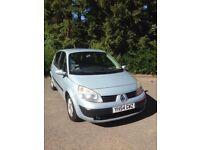 LOOK 2004 Renault scenic , 1.4 , needs tlc LOOK