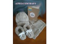 Baby Knitted Gift Set