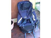Eurohike 65 ltr back pack