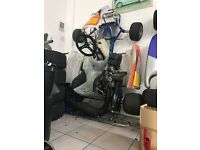 Sell or Swap my 2010 2t Go Kart for an off road or crosser motorbike rm rmz kx kxf ktm cr crf