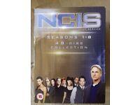 NCIS Series 1-8 Box set
