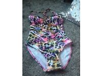 Brand new swimming costumes size 8