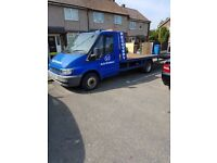Ford TRANSIT 350 MWB TD recovery truck 2002
