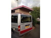 ford transit motor caravan bargain