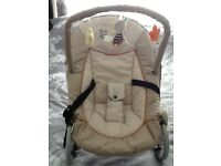 Hauck Baby bouncer chair used few times only