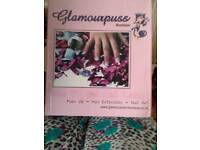 £20 Glamourpuss uv gel nail lamp only used couple times