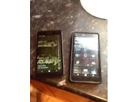 Microsoft lumia 535 2 of in faulty condition