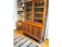 Vintage oak cabinet kitchen larder