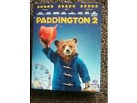 Paddington 2 blu-ray disc