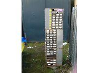 Storage Display Rack