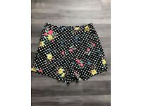 Size 6/8 Tops, Skort and Dress