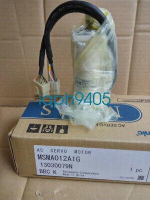 1pc Panasonic Servo Motor Msma012a1g
