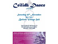 Ceilidh Dance with Astar Youth Band