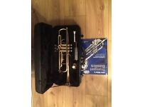 Trumpet Stagg make in good condition