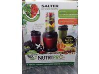Salter NUTRIPRO 1000 - BRAND NEW IN BOX